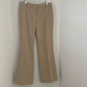 The Limited Tan Casidy Size 8 Pants.
